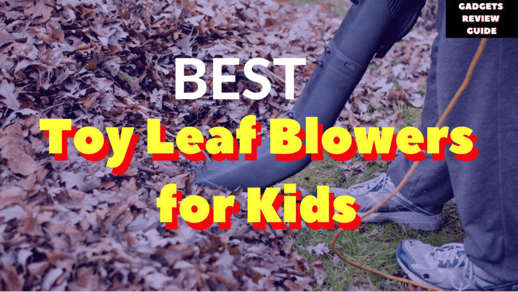 Toy Leaf Blowers for Kids