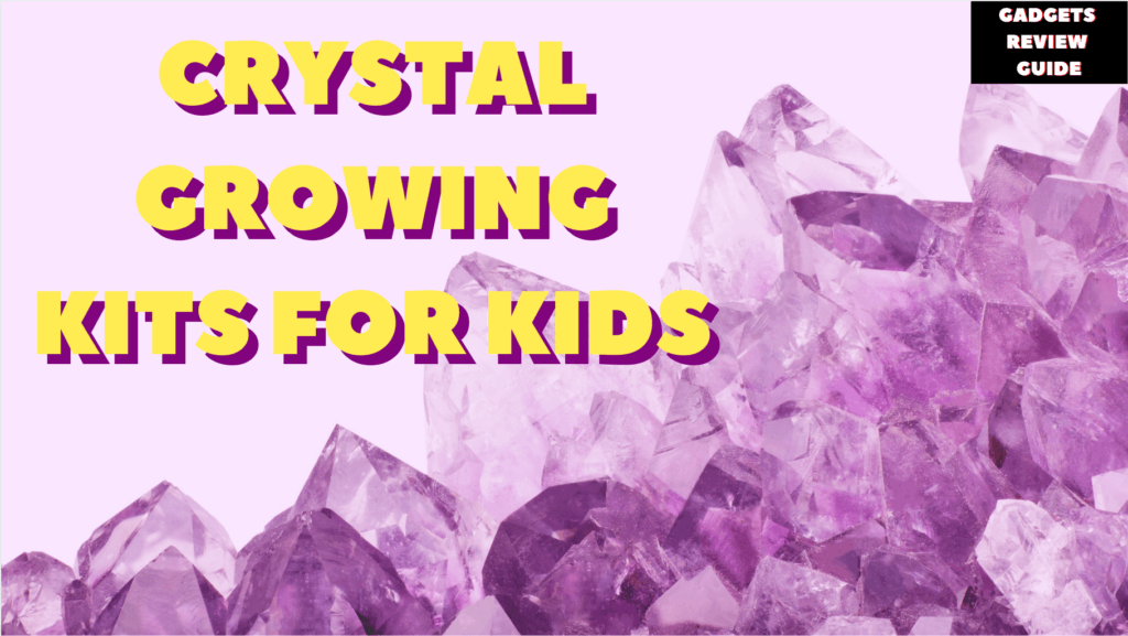 Crystal Growing Kits For Kids