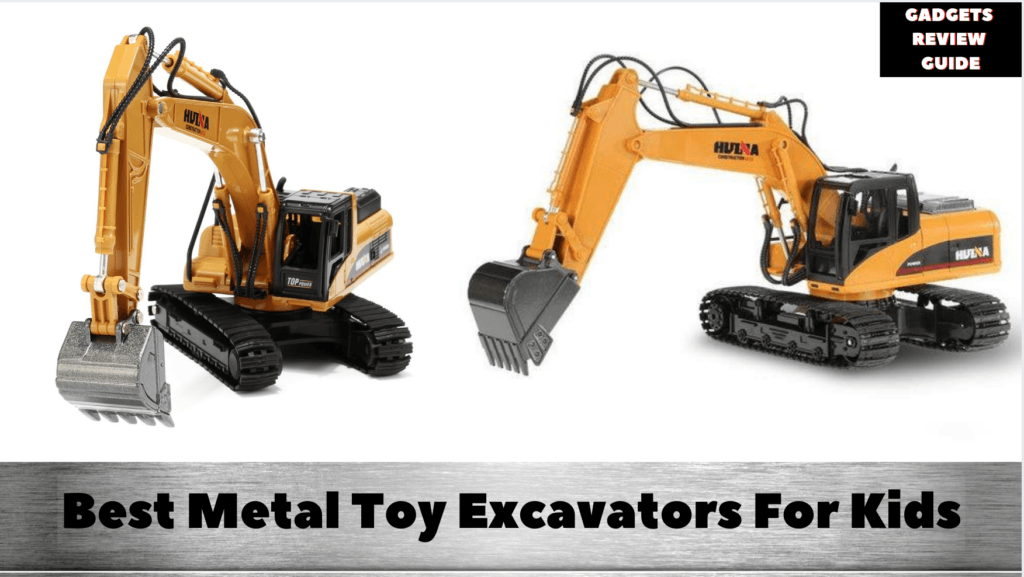 Best Metal Toy Excavators For Kids
