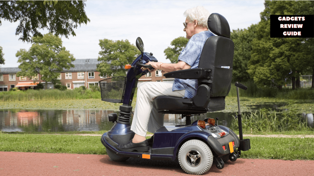 3 Wheel Mobility Scooters For Adults